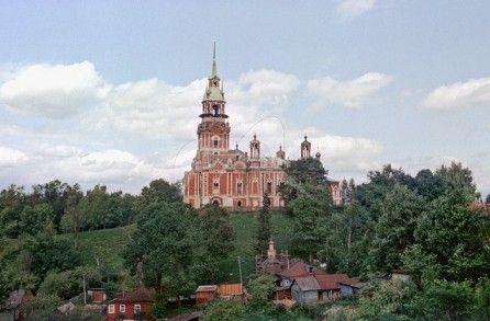 Можайское городище, XII-XVII вв., ансамбль Можайского кремля