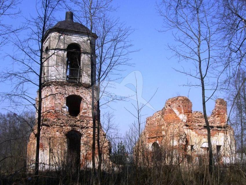 Церковь великомученика Дмитрия Солунского, 1814 г.