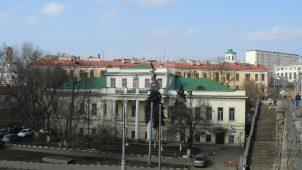 Усадьба Зотова — А.В. Алябьева, 1740-е, 1820-е гг. (Российская книжная палата)