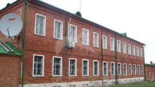 Восточный двухэтажный корпус, 2-я четв. XIX в., Спасо-Бородинский монастырь, XIX в.