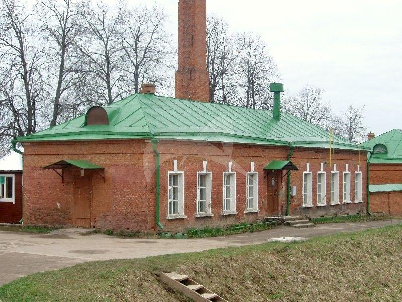 Здание вышивальной мастерской (у южной стены), Спасо-Бородинский монастырь, XIX в.