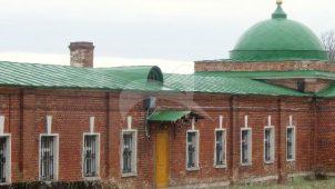 Здание трапезной (у северной стены), 2-я четв. XIX в., Спасо-Бородинский монастырь, XIX в.