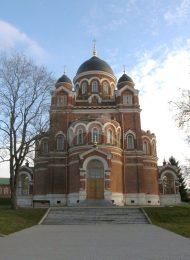 Владимирский собор, 1851-1859 гг., Спасо-Бородинский монастырь, XIX в.