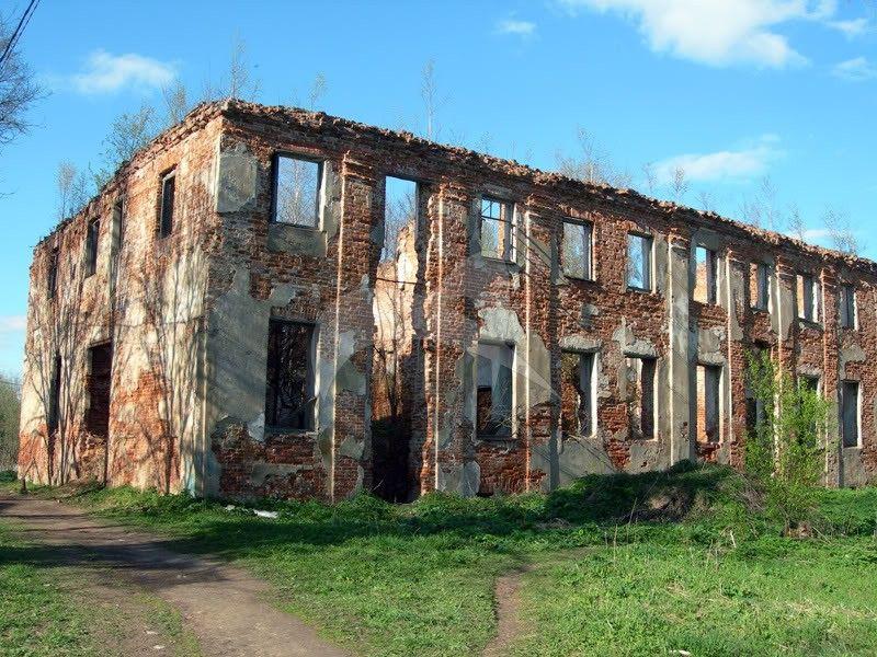 Усадьба Танеева (Демьяново), XVIII-XIX вв.