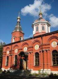 Церковь Бориса и Глеба, 1866 г.