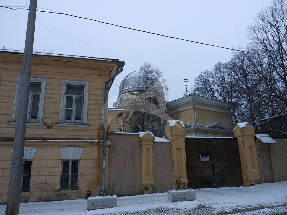 Обсерватория Московского университета, 1854 г., арх. А.А. Авдеев