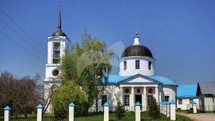Церковь Покрова Пресвятой Богородицы, 1809 г.