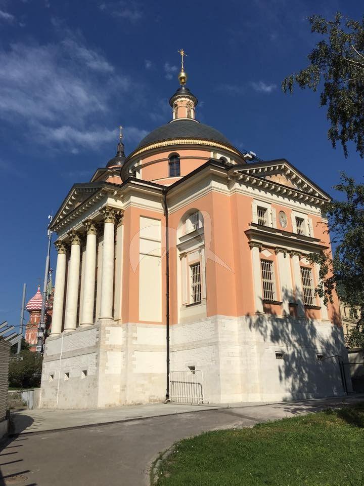 Церковь Варвары, 1796-1804 гг., арх. Казаков Р.Р.