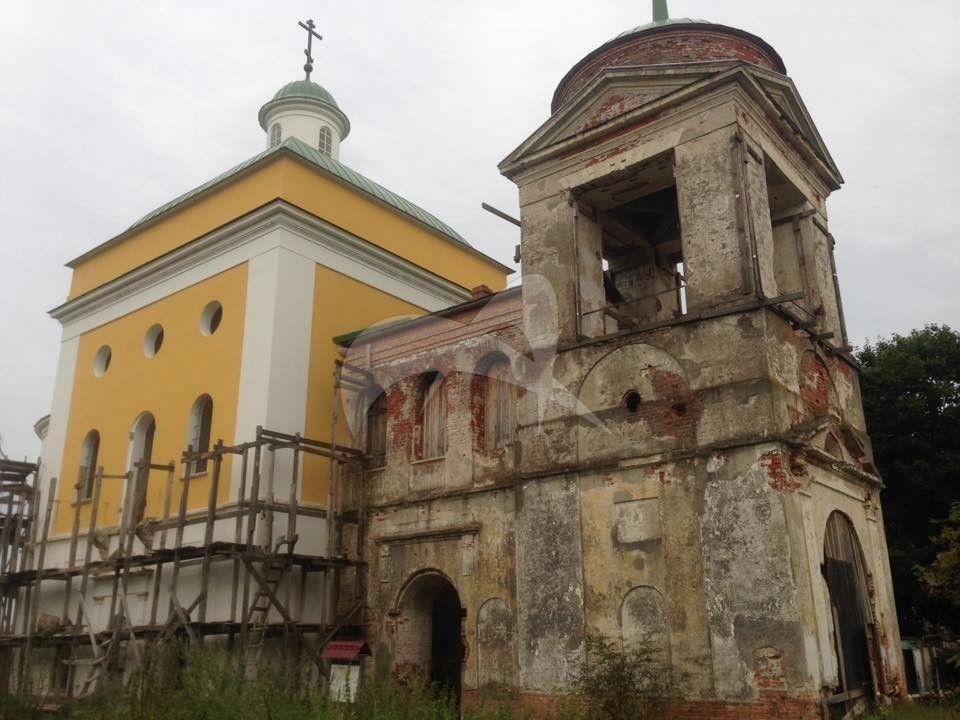 Церковь Успения Пресвятой Богородицы, 1797 г.