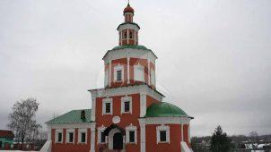 Церковь Покрова Пресвятой Богородицы, 1713 г.