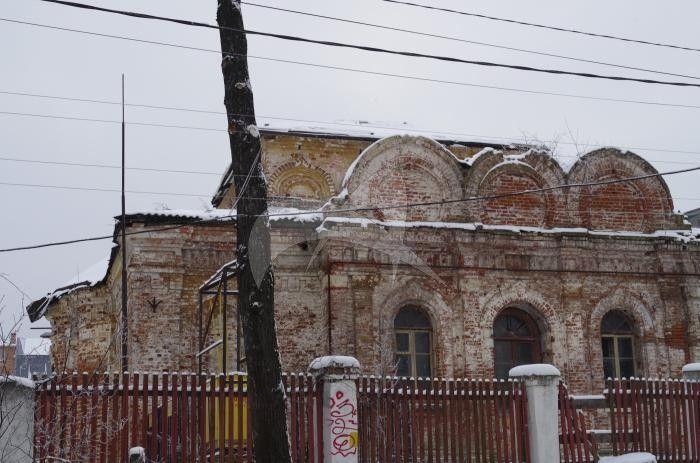 Церковь Апостолов Петра и Павла, 1693-1696 гг.