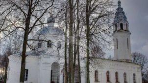 Церковь Святой Троицы, 1829г., кон. 1850-х гг.
