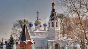 Церковь Николая Чудотворца, 1680 г., 1898 г.