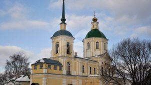 Спасская церковь, 1769 г.