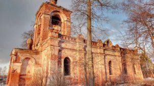 Церковь Смоленской иконы Божией Матери, 1864 г.