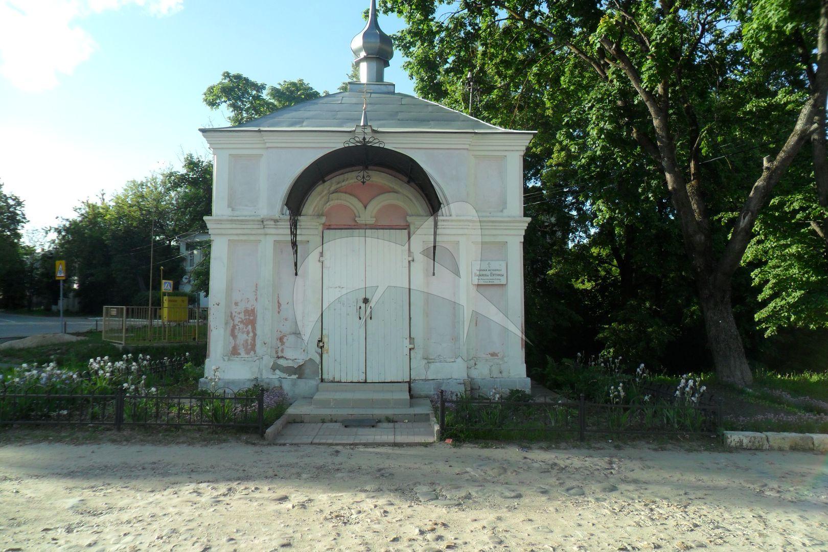 Часовня Параскевы (Пятницы) Великомученицы, вторая половина XIX в.