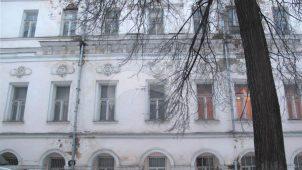 Жилой дом Н.А. Корфа, XVIII в.