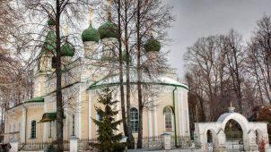 Церковь великомученика Димитрия Солунского, 1852 г.