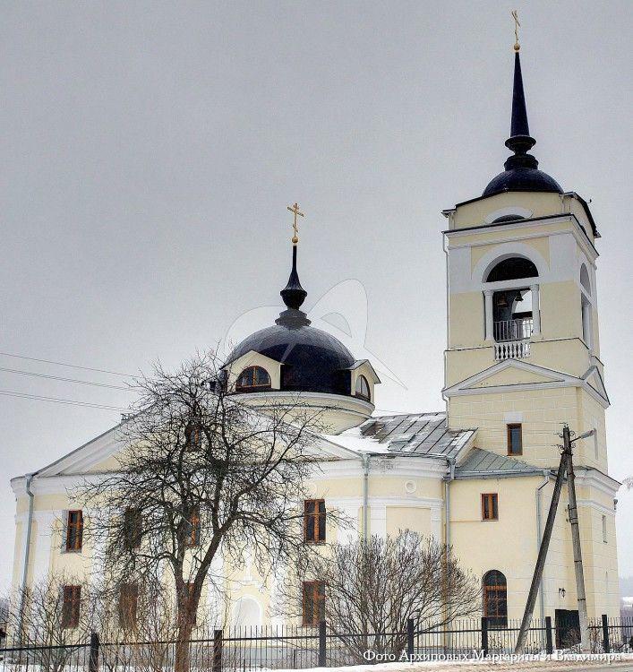 Церковь Преображения Господня, 1791 г.