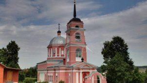 Церковь архангела Михаила, 1842 г.