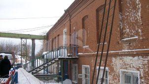 Дом, где в 1892 г. находился медицинский пункт доктора Чехова А.П.