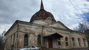 Церковь Распятия, Распятский монастырь