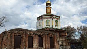 Сретенская церковь, 1700-1702гг.