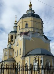 Церковь Ильинская, 1748 г.