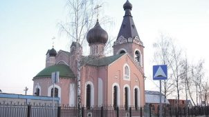 Церковь Николая Чудотворца, 1906 г.