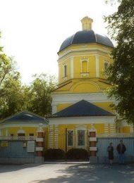 Ильинская церковь (Церковь Ильи Пророка), 1735 г.