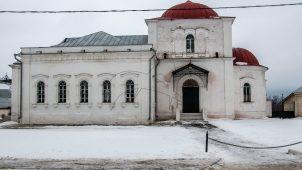 Церковь Николы Гостиного, Ансамбль Кремля, ХVI в.