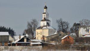 Церковь Святого Николая, 1704-1709 гг.