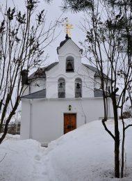 Знаменская церковь, 1735 г.