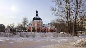 Преображенская церковь, 1762-1777 гг.