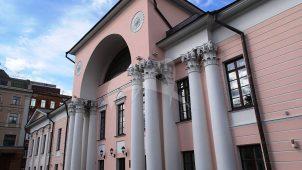 Дом Лобанова-Ростовского с интерьерами, 1790 г., арх. М.Ф. Казаков