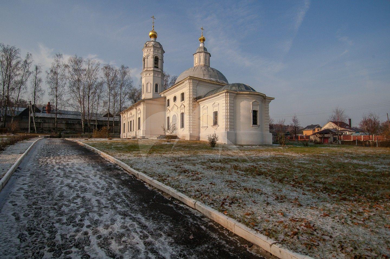 Церковь Богоявления, 1752-1754 гг.