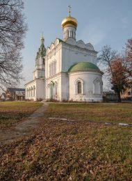 Церковь Преображения Господня, 1856-1859 гг.