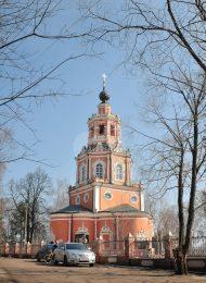 Церковь Спаса, 1693-1701 гг.