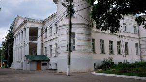 Главный дом, усадьба Поливаново (Разумовских), XVIII-XIX вв.