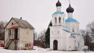 Смоленская церковь, 1708 г.