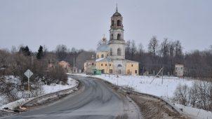 Троицкая церковь, комплекс сооружений, конец XVI- XIX вв.
