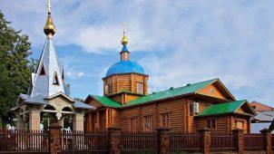 Церковь Казанская (деревянная), 1790 г.