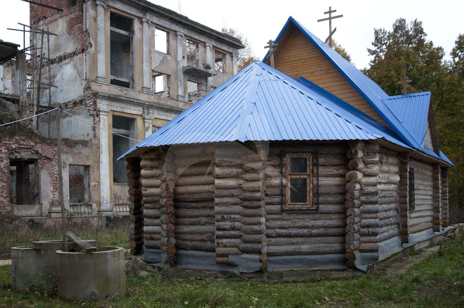 Церковь Иоанна Богослова, усадьба «Глинки»