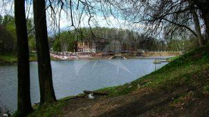 Парк с прудами, XVIII-XIX вв., усадьба «Никольское»