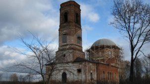 Церковь Николая Чудотворца, 1890-е гг.