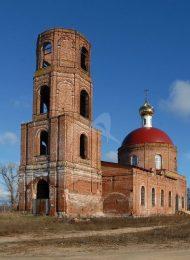 Церковь Воскресения Христова, 1865-1879 гг.