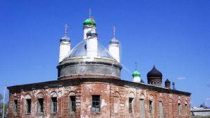 Церковь Святой Троицы, 1816г.