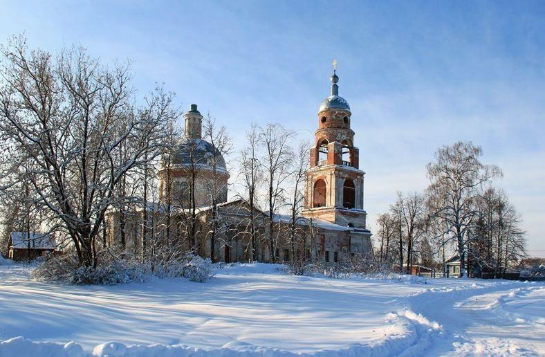 Церковь Рождества Пресвятой Богородицы, XIX в.