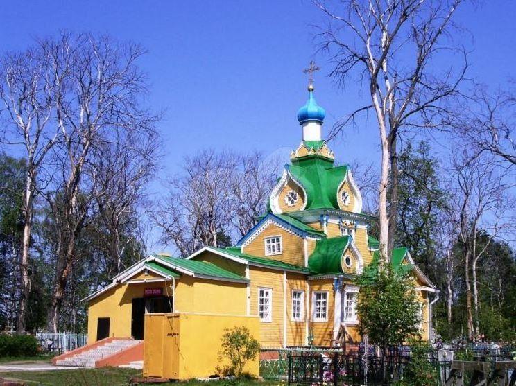 Церковь Введения во храм Пресвятой Богородицы, 1929 г.