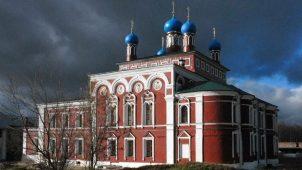 Ансамбль Николо-Радовицкого монастыря, XVII-XIX вв.